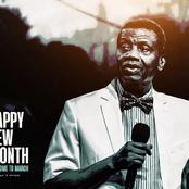 In This New Month, You Will March Into Victory, Outstanding Blessings - Pastor Adeboye