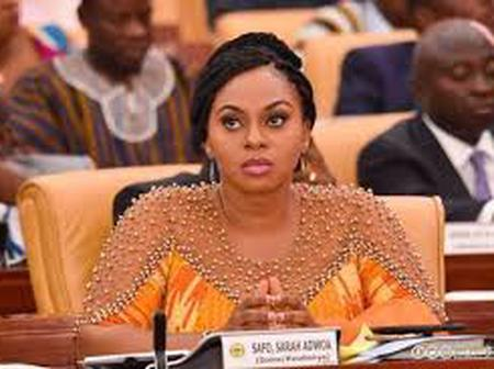 Such Disturbing Act Should Be A Wake-up Call To All Ghanaians - Adwoa Safo