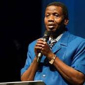 I condemn in the strongest possible term, attack launched by the Nigerian military - Pastor Adeboye.