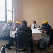Gloves Off As Alfred Mutua Pictured Together With UDA Officials in Machakos