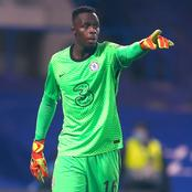 Chelsea Goalkeeper Edouardo Mendy to Clash With His Cousin in The UEFA Champions League Semi Final