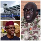 News Headlines: Invite My Predecessors Over Arms' Funds -COAS, Security Alert Sent To Airports