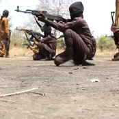 New Photos Of Boko Haram Training Kids For Terrorism