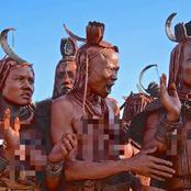 Cette tribu ne se lave pas avec de l'eau, et voici ce que ses femmes font aux visiteurs