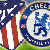 Atletico Madrid could complete €45million deal for Chelsea star