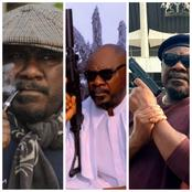 Have You Seen The Nollywood Actor, Sam Dede, Recently? See Some Of His Photos