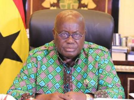 Ghanaians React As President Akufo-Addo Didnt Console The Family And Ghana Football Fraternity