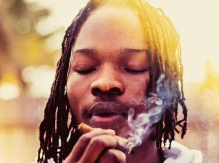 Naira Marley Reveals The Amount Of Weed He Smokes Per Day. See Screenshot of His comment.