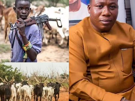 Few Months After Igboho Ordered Fulanis To Leave Igangan Town, See What The Herdsmen Have Done Again