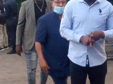 Yodé et Siro en visite de reconnaissance chez Bédié ce vendredi après leur procès