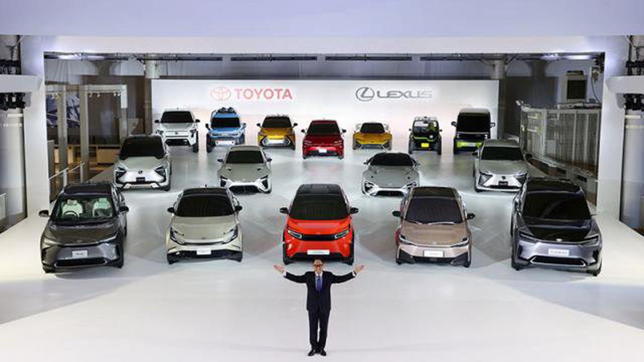 Voici l'incroyable Hypercar de Toyota, la GR Super Sport