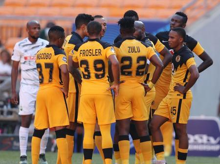 Kaizer Chiefs players who won't be available for derby games