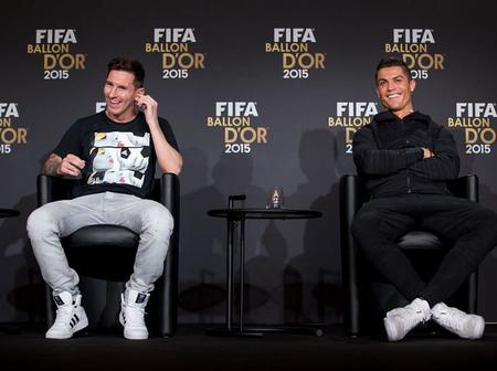 Ronaldo shouldn't be called the G.O.A. T if he can't match Messi in these 5 areas.