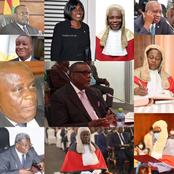 Meet all the Top Judges in Ghana at the moment (Read more)