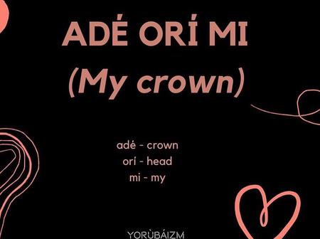 Checkout these romantic Yoruba pet names for your lover