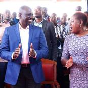 What Deputy President William Ruto Told Those Opposing Him In Gatanga