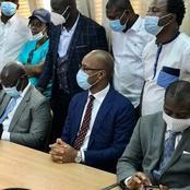 Election à la présidence de la FIF : ce que veut Drogba