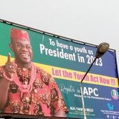 Opinion: How Tinubu And Wike Should React To Yahaya Bello's Posters For Presidency