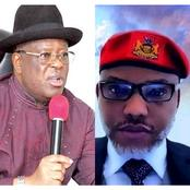 IPOB's ESN Operatives Are Criminals Doing Evil In South-East - Dave Umahi