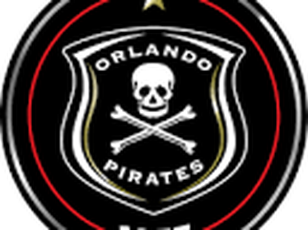 Breaking news on former Orlando Pirates star.