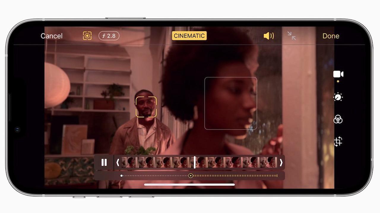 Interview: So entstand der Kinomodus des iPhone 13 (Pro)