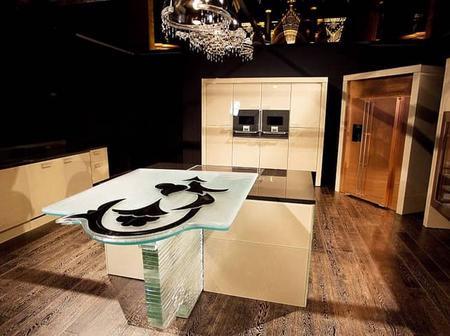Luxurious kitchen unit designs