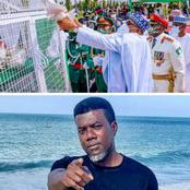 Reasons Why Buhari's Birds of Peace Did not Fly- Reno Omokri