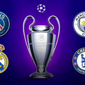 Check out the UEFA Champions League's confirmed semi finals fixtures For April And May