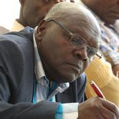 Watch Former Bonchari MP John Opore Heckled Badly During The Late John Oroo Send Off In Kisii