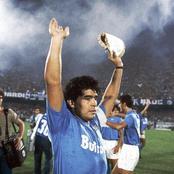 Le monde du football en deuil : Diégo Maradona est décédé !