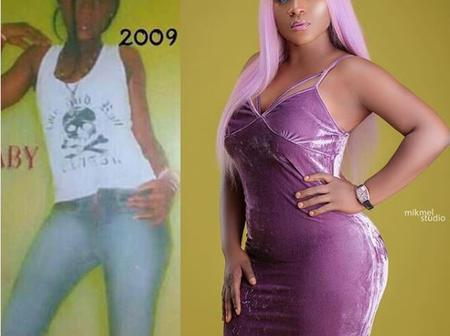 Actress Destiny Etiko's Body Transformation Is Unbelievable (Photos)