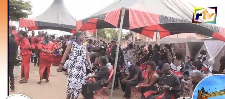 5b560e6cb08b4101480ee1d193cf116b?quality=uhq&resize=720 - Sad: Scenes from the KNUST Uber driver funeral who was murdered by a final year student(Photos)