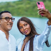 Kenyans React to Naomi Campbell Promoting Kenya's Tourism Using a Nigerian Song