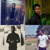 RIP David: Another Young And Promising Nigerian Has Just Been Shot Dead