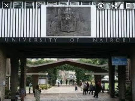 Sad Details Of University Of Nairobi First SONU Leader Who Died Mysteriously (RIP)
