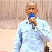What Babu Owino told Hassan Joho Concerning his Presidential Ambitions