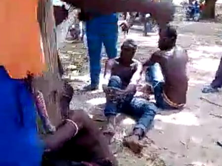 3 Motorbike Men Beaten After Being Found With Form 3 Girls
