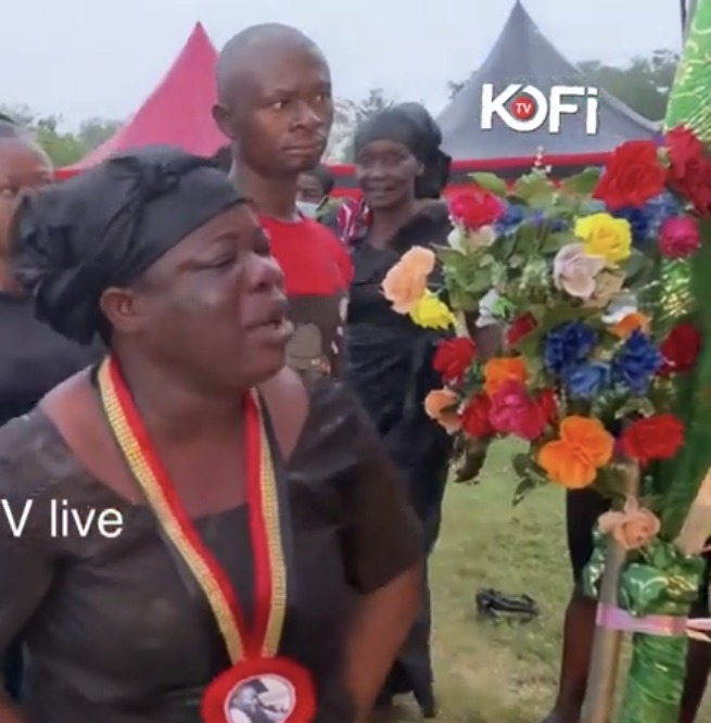5b678f1abae4dc640ec63c40024a3b0e?quality=uhq&resize=720 - Sad: First Photos From Kofi B's Final Funeral Rite.