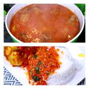 Do Not Fry Your Stew Today, Use This Simple Method To Make A Tasty Stew For Your Family.