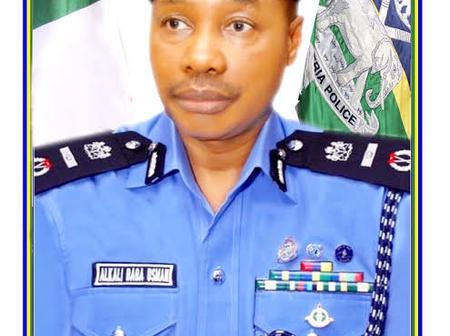 Meet AIG Usman Alkali Baba, The New Acting Inspector General Of Police