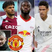 Manchester United's Five Man Centre Back Shortlist Revealed