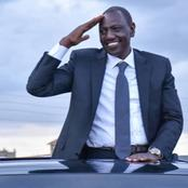 See The Historical Turn Of Events As Ruto Pulls Larger Reception Crowd