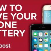 4 ways to make your cell phone battery last longer
