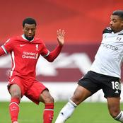 Liverpool suffers 6th consecutive defeat at Anfield as they lose to Fulham.