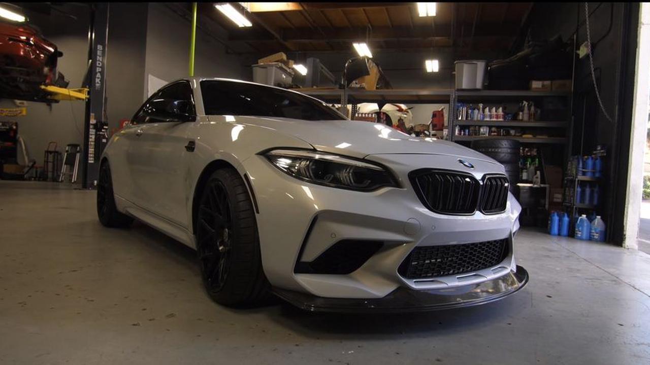 Meet The 520-HP BMW M2 CSL That BMW Won't Build