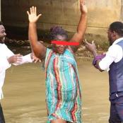 La toile indignée à cause de ces photos de Gédéon en train de baptiser ses fidèles