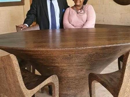 Hon Musalia Mudavadi and wife Tessie celebrate 30th marriage anniversary