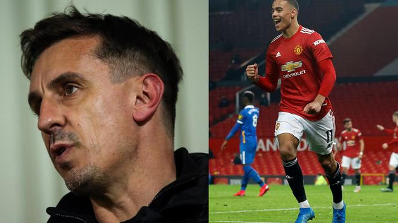 Gary Neville makes surprise Mason Greenwood prediction - and here's why it could happen