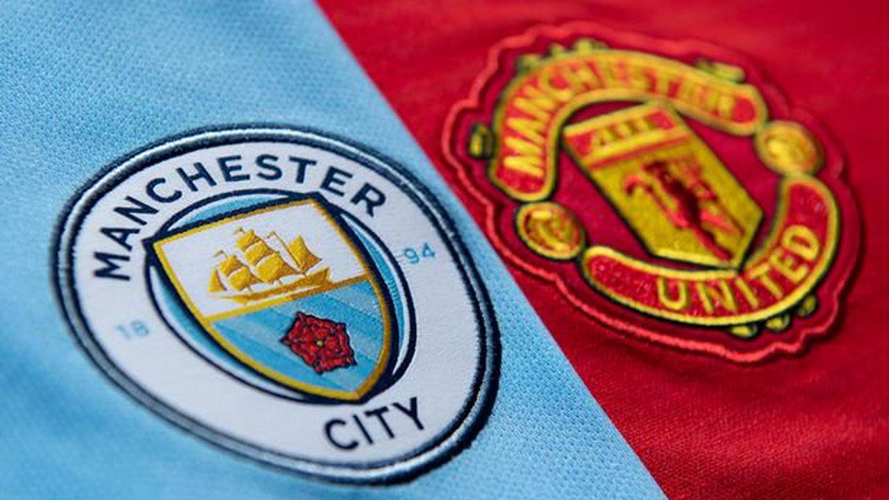 How Manchester United and Man City compare to their European rivals