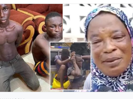 Kasoa Killing incident: Parents Narrates Last moment with their son before he was Killed